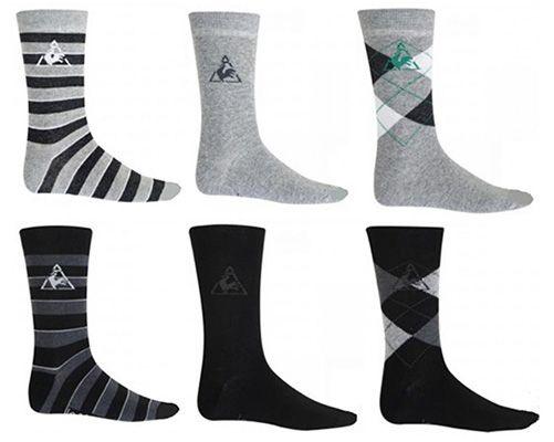 9 Paar Le Coq Sportif Socken für 7,46€