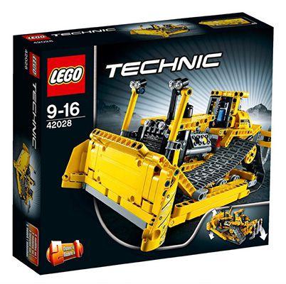 Lego Technic   Bulldozer (42028) für 23,81€