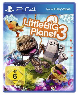 Little Big Planet 3 (PS4) ab 0,99€ (statt 21€)