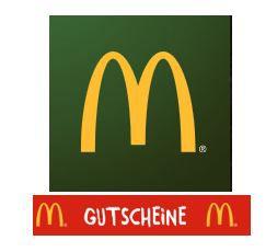 Info: McDonalds Gutscheine September 2017