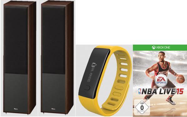 MAGNAT Monitor Supreme 800, 2 Standlautsprecher statt 163€ für 97€ bei den SATURN Online Offers Angeboten