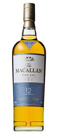 Macallan Fine Oak Macallan Fine Oak 12 Jahre Whisky (0,7 L, 40 Vol.) für 43,90€