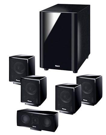 Magnat Interior 5000 X1 Magnat Interior 5000 X1 für 149€   5.1 Heimkinosystem im Hochglanz Design