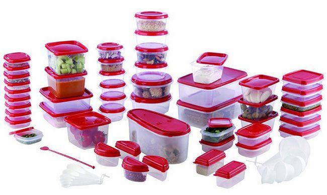 Maxx Cuisine Gefrierdosen 112 teiliges Maxx Cuisine Gefrierdosen Set für 17,99€