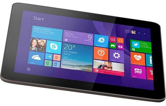 Medion Akoya E1234T   10 Zoll Tablet (64GB, 1,33 GHz, 2GB Ram, Win 8.1)   B WARE für 99,99€