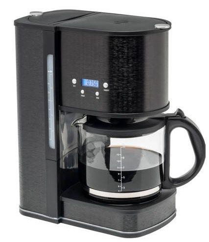 Medion MD15619 Kaffeemaschine mit LCD Timer für 22,95€
