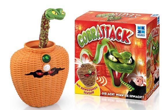 Megableu 678463 Cobrattack Geschicklichkeitsspiel ab 6,20€