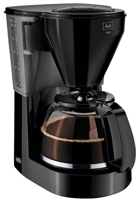 Melitta 1010 02 bk Easy   Kaffeefiltermaschine für nur 17,99€