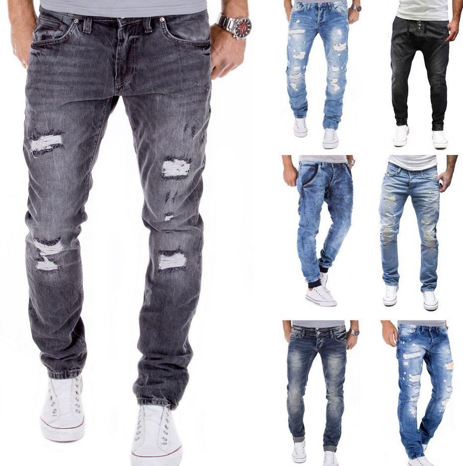 Merish Jeans Merish Herren Jeans Hosen in 20 verschiedenen Modellen für je 24,90€