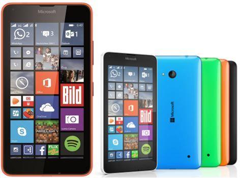 Microsoft Lumia 640   verschiedene Modelle dank Gutscheincode ab 125€