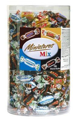 Miniatures Mix Miniatures Mix 3 kg ab 23,99€ (statt 29€)