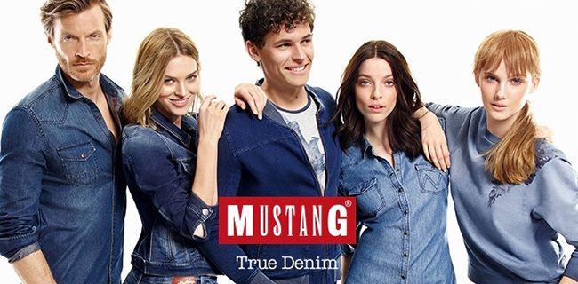 Mustang Mono Brand Store 25€ Gutschein für MUSTANG Mono Brand Stores für nur 12€
