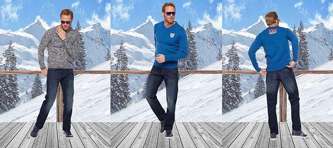 Nebulus Newport Herren Jeans für 29,99€