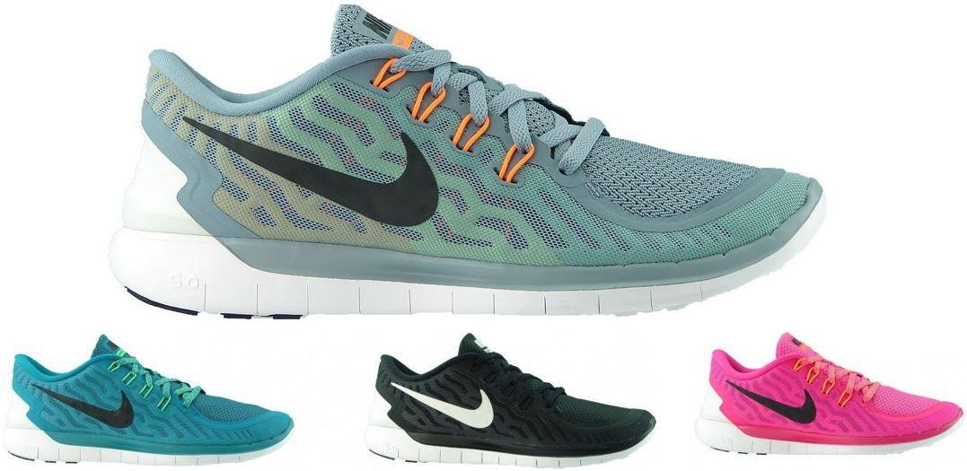 Nike Free 5   Sportschuhe für Damen und Herren, je Paar 79,99€