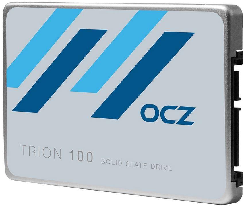 OCZ TRION100 OCZ TRION 100   480 GB SATA 600 SSD für 112,59€
