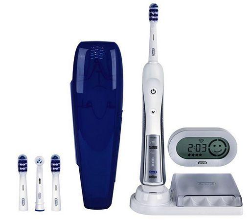 Oral B TriZone 5500 Oral B TriZone 5500 mit SmartGuide für 85€   mit Reise Etui für 95€