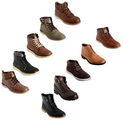 Patria Mardini Herren Boots