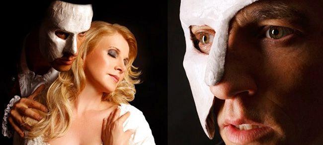 2 Karten für das Phantom der Oper in Berlin ab 79€