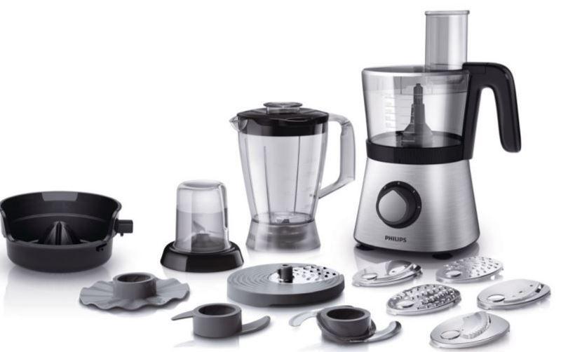 Philips HR7769/00   Küchenmaschine mit 30 Funktionen für 89€
