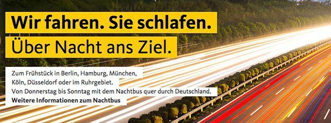 Postbus 20% Postbus Gutschein auf alle Strecken   günstige Busreisen ab 4€!