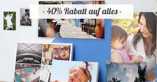 40% Rabatt auf (fast) ALLES bei Posterjack   Leinwände, Poster, Fotos und mehr