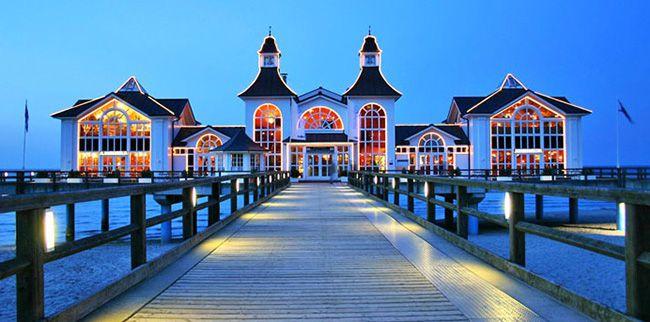 3 6 Tage Rügen im 4 Sterne Resort mit Frühstück & Candle Light Dinner ab 99€ p.P.