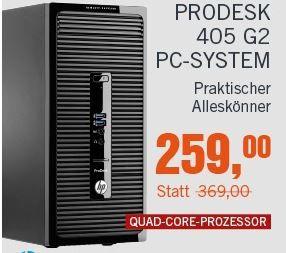 Prodesk 405 Lenovo G50 80   15,6 Notebook mit i5 für 374€ in den Cyberdeals