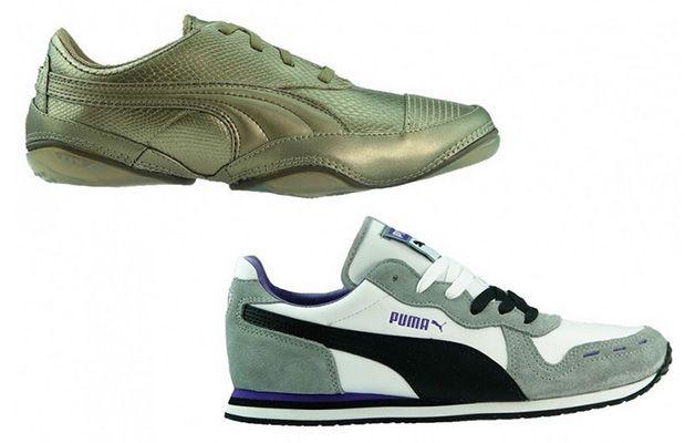 Puma Cabana Racer II LS Damen Sneaker für 24,99€   2 Modelle verfügbar