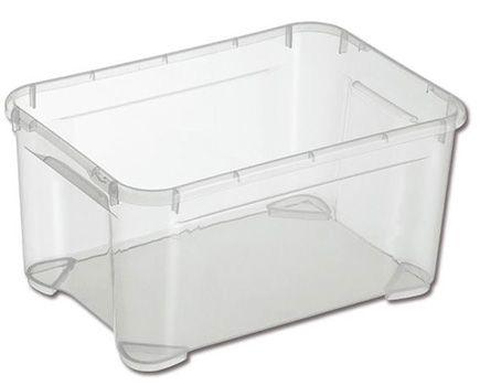 Regalux Clear Box XXS für 0,95€   Aufbewahrungsbox mit 4 Liter Volumen