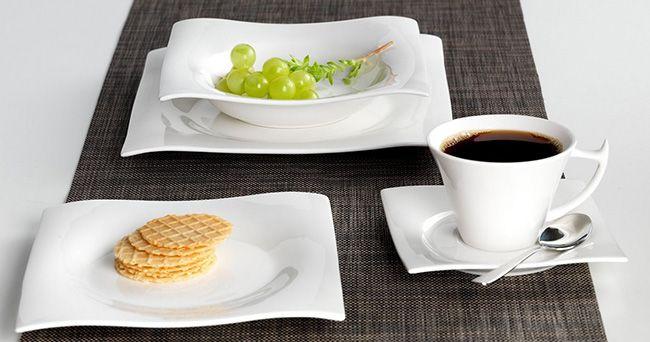 Ritzenhoff & Breker Amica 30 teiliges Porzellan Kombiservice für 69,99€