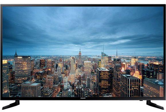 Samsung 40JU6050   40 Zoll 4K Fernseher mit WLAN und Triple Tuner für 429,99€