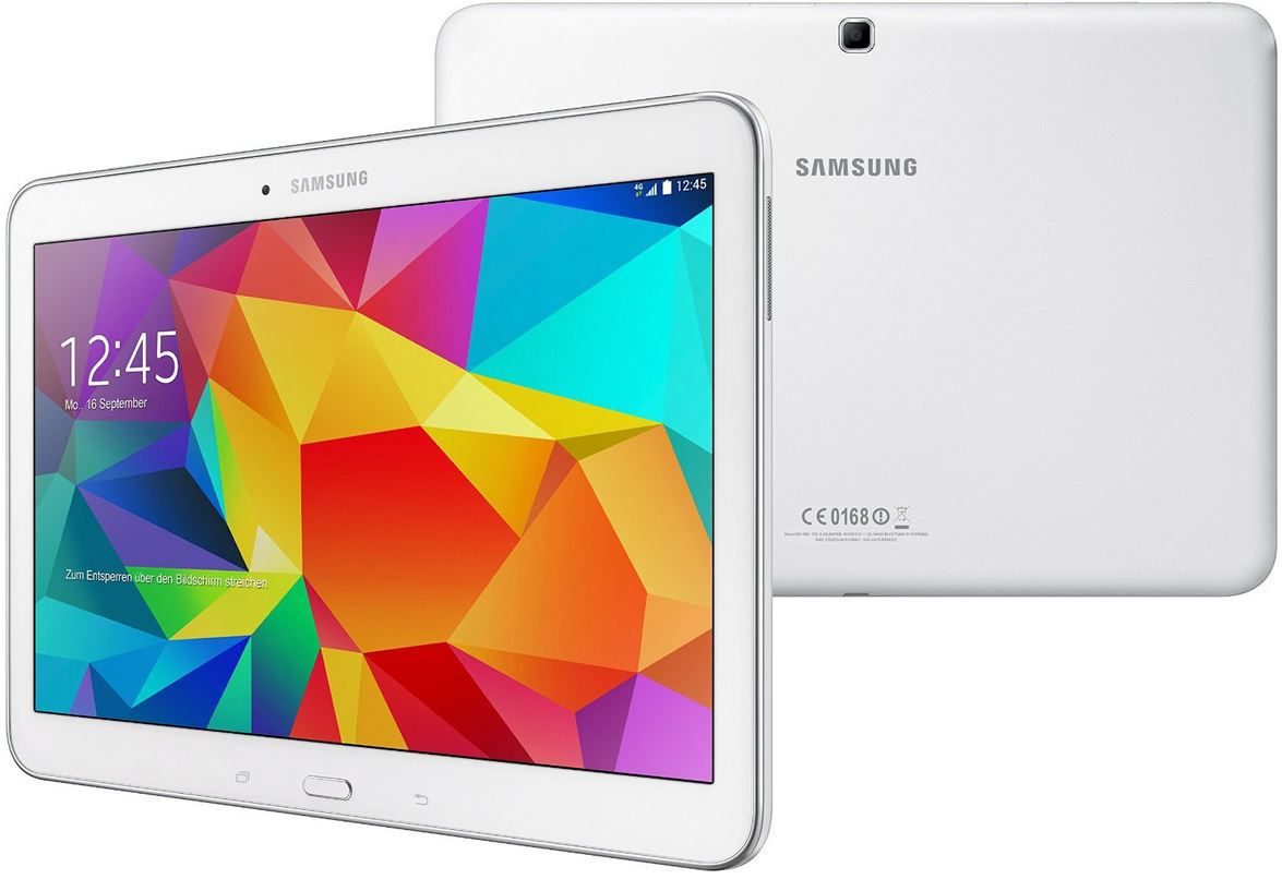 Samsung Galaxy Tab 4 10.1 (WLAN) 16GB   10 Zoll Android Tablet für 125€ (statt 210€)   refurbished
