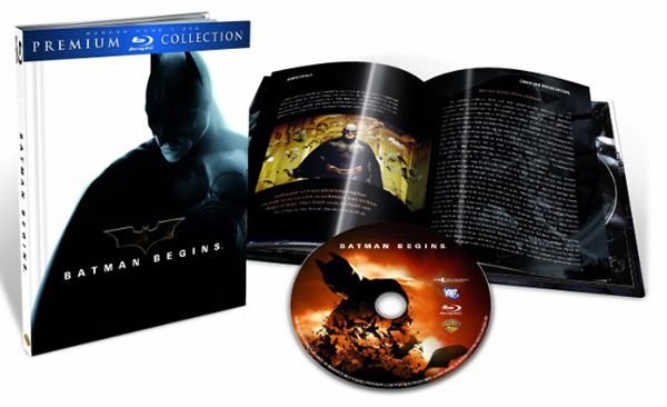 Saturn Blu ray Angebote für je 4,99€   z.B. Batman Begins Premium Collection