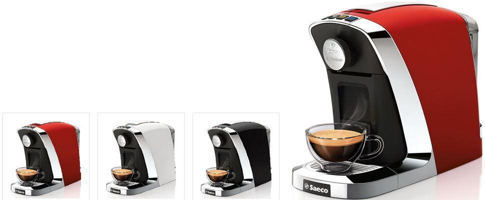 Tchibo Saeco Cafissimo Tuttocaffè Kapselmaschine für 69€