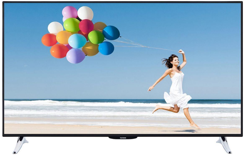 Telefunken L55F243I3C   55 Zoll Smart TV mit triple Tuner für nur 499,99€