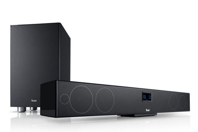 Teufel Cinebar 21 XL für 349,99€   220 Watt Soundbar mit Subwoofer