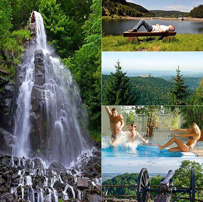 Thüringer Wald 4 Tage für 2 Personen im Thüringer Wald mit 4 Sterne Halbpension für 245€
