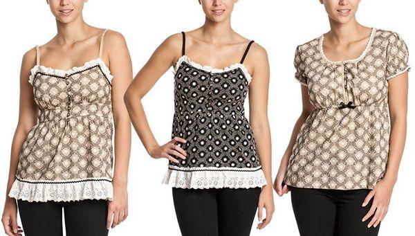 Vive Maria Damen Shirts verschiedene Modelle für je 19,99€