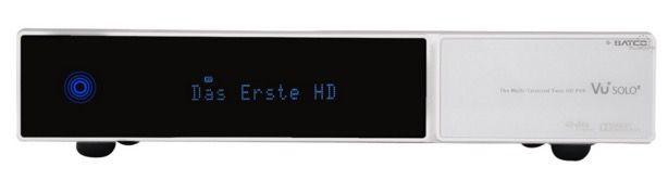 Vu+ Solo2 HDTV Twin Linux SAT Receiver für 203,99€ (statt 250€)