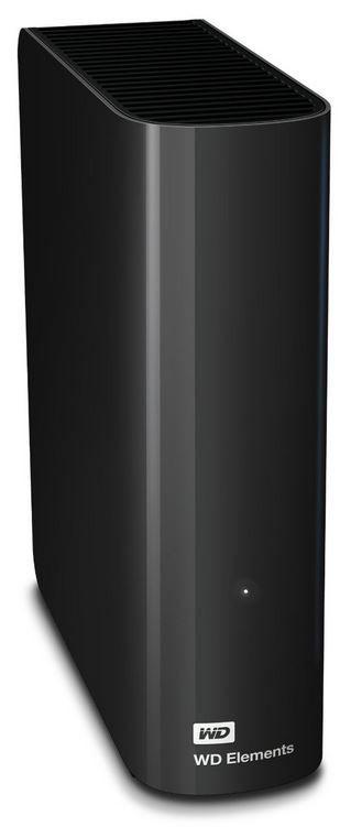 WD Elements Desktop   6 TB ext. Festplatte für 99,50€ (statt 125€)