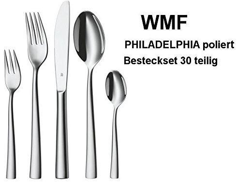 WMF Besteck Set Wismar   PHILADELPHIA Serie   30teilig für 45,99€