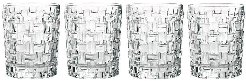 Whiskybecher NACHTMANN Whiskyglas Bossa Nova im 4er Set   spülmaschinenfest für 12,94€