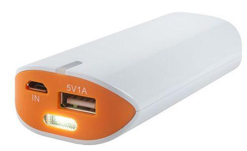 Xtorm Powerbank Xtorm Powerbank 5.200 mAh mit LED Lampe B Ware ab 7,99 €