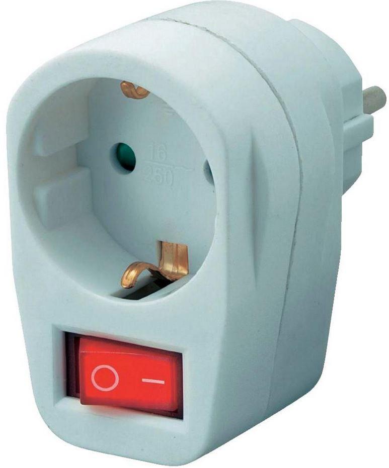 Zwischensteckdose Schaltbare Zwischensteckdose für nur 0,53€   bei Filialabholung oder als Füllartikel