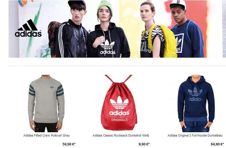 adidas Topseller adidas Zx Flux Low Sneaker Dunkelgrau für 58,45€ dank 35% Rabatt Gutschein auf alles bei den Hoodboyz