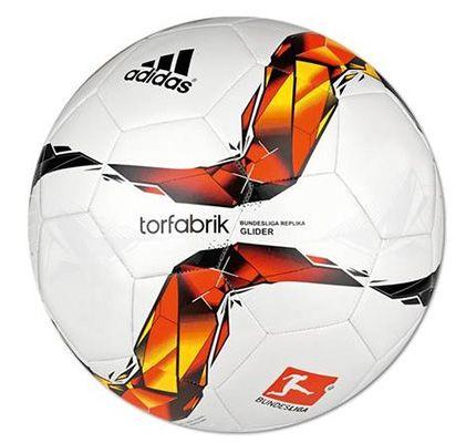 adidas Torfabrik 2015 Glider Größe 5 Fußball für 11,15€