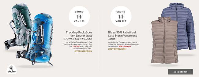 Bis zu 30% Rabatt auf Kate Storm Weste & Jacke bei engelhorn