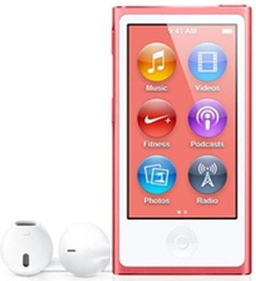 ipod Nano 7G in pink ab nur 122€