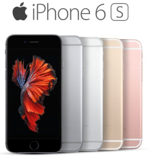 iphone 6S iPhone 6s + BASE All Net + SMS Flat + 7GB Daten + weitere Vorteile für 49,99€ mtl.