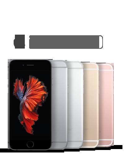 Apple iPhone 6s mit Vodafone Smart XL Voll Flat inkl. 2 GB LTE und SMS Flat für nur 45,20€ mtl.